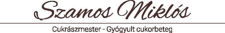 Szamos Miklós weboldala Logo